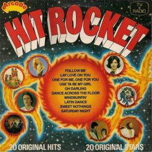 Hit Rocket - Cover