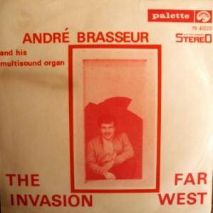 Cover - André Brasseur: Invasion, The