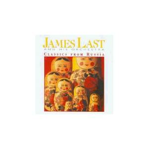 Cover - James Last Orchester: Classics From Russia