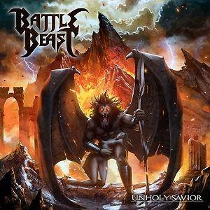 Battle Beast: Unholy Savior - Cover