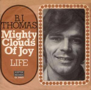 Cover - B.J. Thomas: Mighty Clouds Of Joy