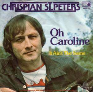 Cover - Chrispian St. Peters: Oh Caroline