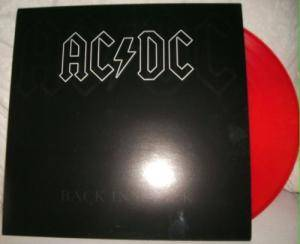 AC/DC: Back In Black (LP) - Bild 3