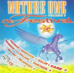 Nature One - The Festival - Volume 5 (Auszug) - Cover