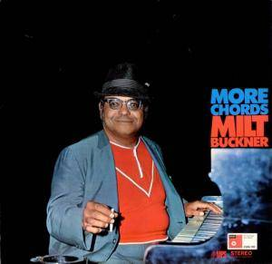 Cover - Milt Buckner: More Chords