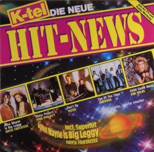 Cover - Joce And The Kazoo Band: Hit-News