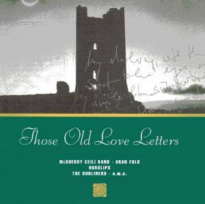 Those Old Love Letters - Cover