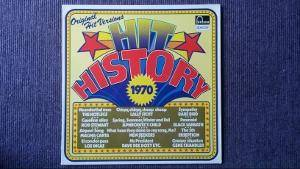 Hit History 1970 - Cover