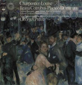 Cover - Gustave Charpentier: Louise