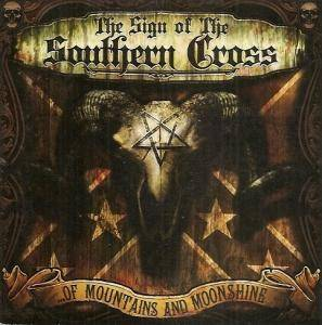 The Sign Of The Southern Cross: ...Of Mountains And Moonshine (Promo-CD) - Bild 1