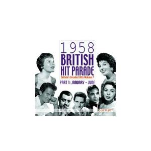 1958 British Hit Parade - Part 1: January-June - Cover