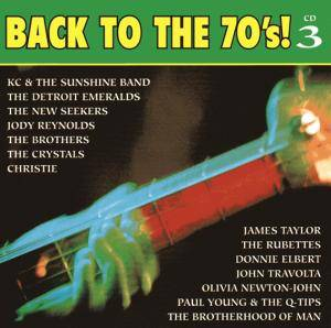 Cover - Jody Reynolds: Back To The 70's! CD 3