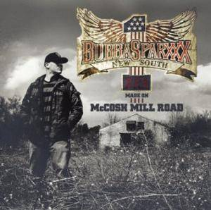 Cover - Bubba Sparxxx: Made On McCosh Mill Road