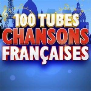 Cover - Richard Anthony: 100 Tubes Chansons Francaises