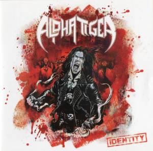 Cover - Alpha Tiger: iDentity