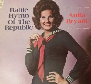 Cover - Anita Bryant: Battle Hymn Of The Republic