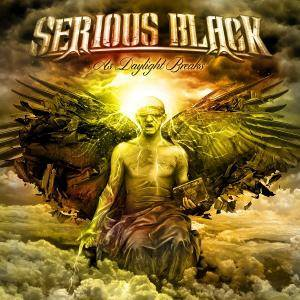 Serious Black: As Daylight Breaks - Cover