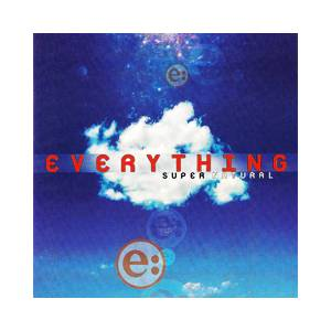 Cover - Everything: Super Natural