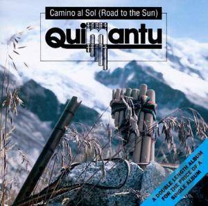 Cover - Quimantu: Camino Al Sol (Road To The Sun)