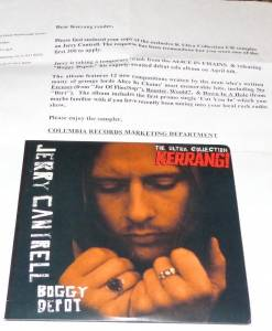 Jerry Cantrell: Kerrang! The Ultra Collection: Boggy Depot (CD) - Bild 3