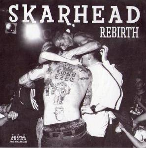 Cover - Skarhead: Rebirth / Fearless