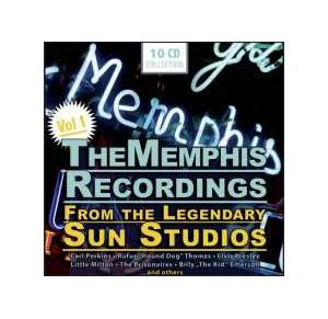 Cover - Ernie Chaffin: Memphis Recordings From The Legendary Sun Studios Vol. 1, The