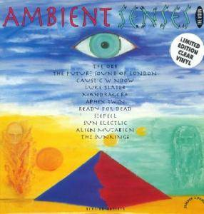 Cover - Sun Electric: Ambient Senses - The Vision