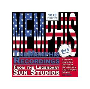 Cover - Bill Justis And His Orchestra: Memphis Recordings From The Legendary Sun Studios Vol. 3, The