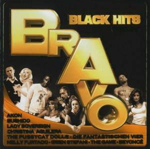 Cover - Nelly Furtado Feat. Timbaland: Bravo Black Hits Vol. 16