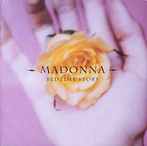 Madonna: Bedtime Story - Cover