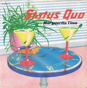 Status Quo: Marguerita Time - Cover