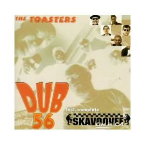 Cover - Toasters, The: Dub 56