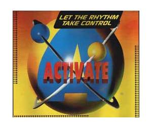 Activate: Let The Rhythm Take Control - Cover