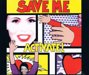 Cover - Activate: Save Me