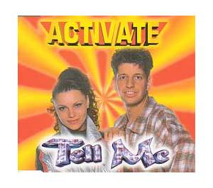 Cover - Activate: Tell Me