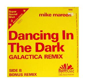 Cover - Mike Mareen: Dancing In The Dark