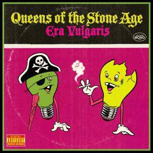 Queens Of The Stone Age: Era Vulgaris - Cover