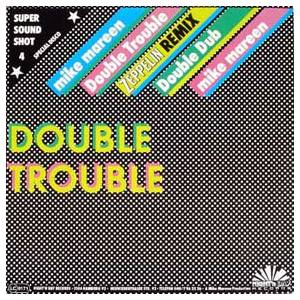 Cover - Mike Mareen: Double Trouble