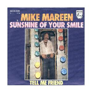 Cover - Mike Mareen: Sunshine Of Your Smile