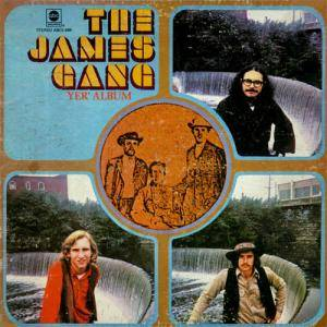 James Gang: Yer' Album - Cover