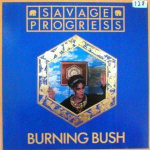 Cover - Savage Progress: Burning Bush