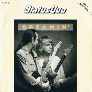Status Quo: Dreamin' - Cover