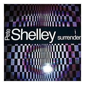 Cover - Pete Shelley: I Surrender