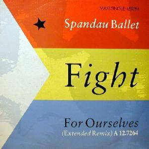 Spandau Ballet: Fight For Ourselves - Cover