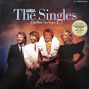 ABBA: The Singles - The First Ten Years (2-LP) - Bild 1