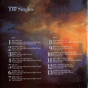 ABBA: The Singles - The First Ten Years (2-LP) - Bild 2