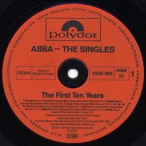ABBA: The Singles - The First Ten Years (2-LP) - Bild 8