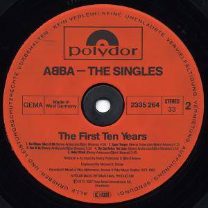 ABBA: The Singles - The First Ten Years (2-LP) - Bild 9