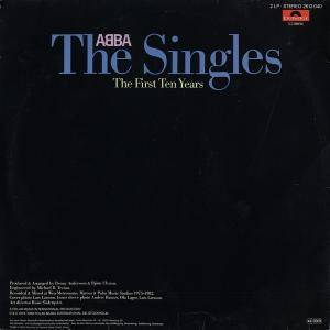 ABBA: The Singles - The First Ten Years (2-LP) - Bild 10