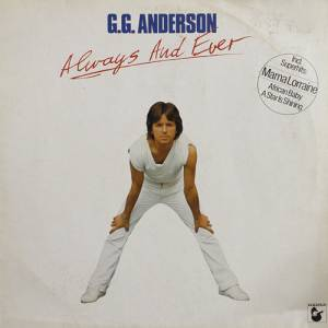 Cover - G.G. Anderson: Always And Ever